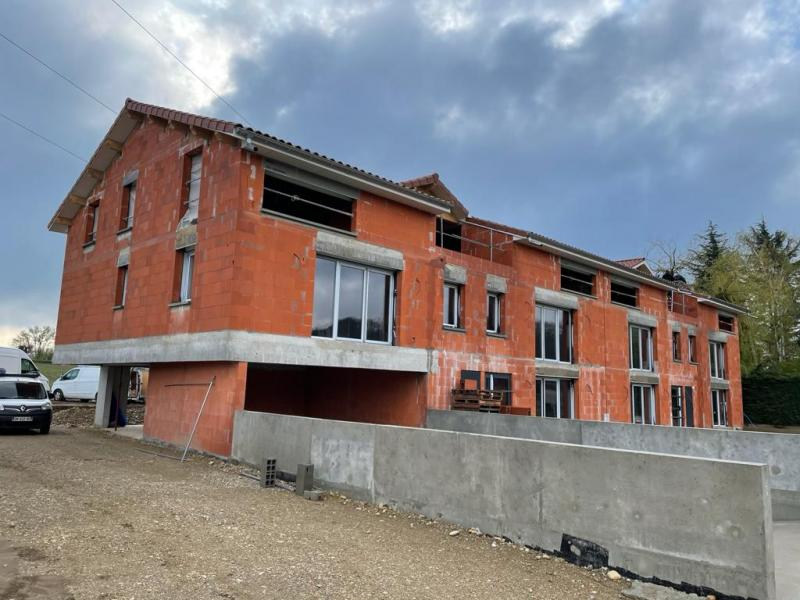 "Federaly | ""Batiment collectif"" à Roche (38)"