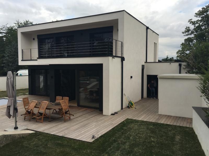 Federaly | Réalisation d'une villa individuelle à IRIGNY