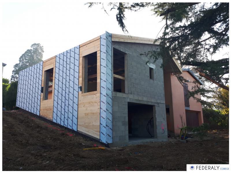 Federaly | En cours : Réhabilitation d'une habitation existante et extension attenante