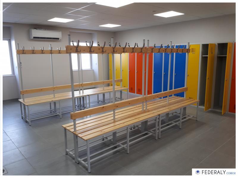 Federaly | Fin des travaux : Réhabilitation du bâtiment de la société Serpollet par Federaly CORÈGE