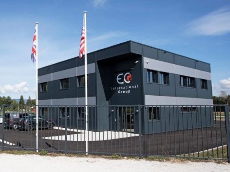 "Federaly | Livraison : ""EC International"" à Rumilly (74)"