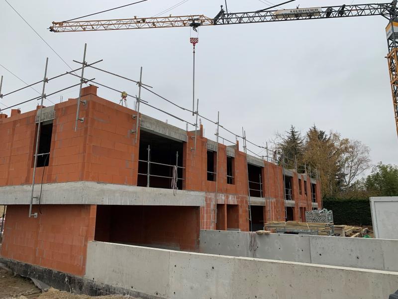 """Federaly   En cours : """"Bâtiment collectif"""" à Roche (38)"""